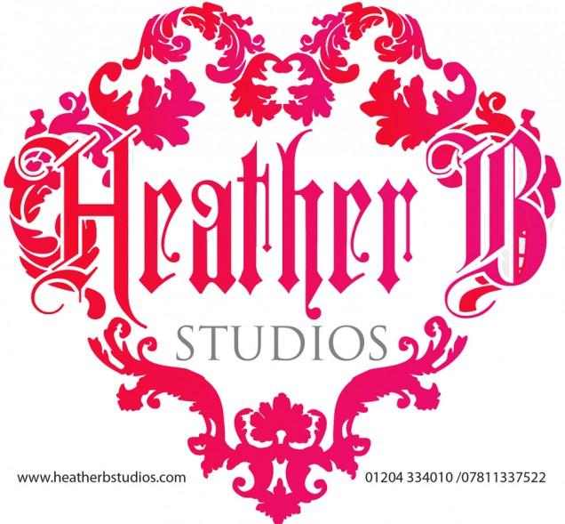 Heather B Grey&Blue