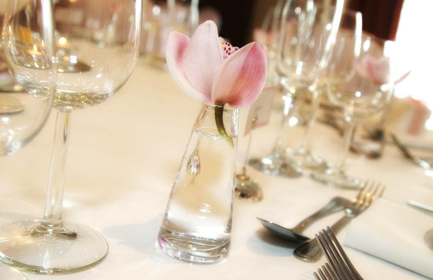 Wedding Venue Styling